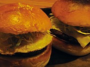 ご当地ハンバーガー