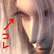 セフィロスの睫毛