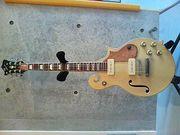 Morris Custom guitar