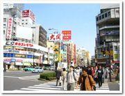 早稲田通り(馬場歩き)
