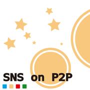 SNS on P2P