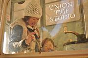 "UNION trip studio""出張写真館"""