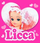 *リカちゃん(Licca)*
