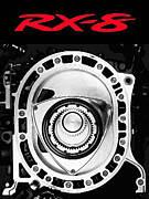 RX-8 in 大阪