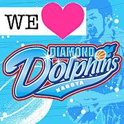 WE LOVE ドルフィンズ