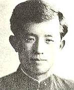 詩人 尹東柱(ユンドンジュ)