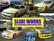 SLIDE☆WORKS! 大阪ドリフト