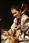 馬頭琴奏者 バヤラト
