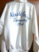 明石城西水泳部