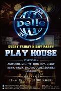 PLAYHOUSE@bar peLLe