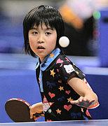 卓球少女 ☆平野美宇