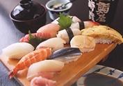 温かい寿司が好き