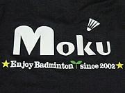 バドミントン部『Moku』