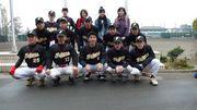 草野球チーム Fakers☆