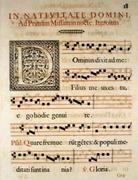 グレゴリオ聖歌を歌おう