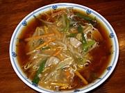 サンマー麺−多聞会