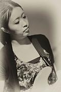 江川綾 〜 Soulful bassist 〜