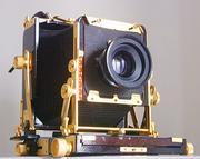 タチハラ!やっぱカメラは木製よ
