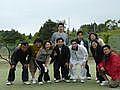 広島テニス練習会!