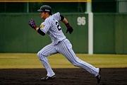 横田慎太郎 ◇ 阪神タイガース