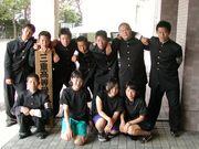 梅村学園 三重高等学校 応援部