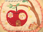刺繍 LOVE