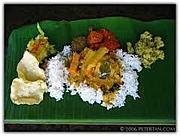 ベジ・インド料理のレシピ