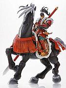 悪魔の馬 『松風』