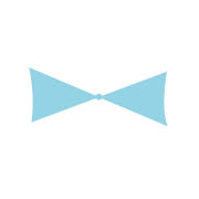 pouch blueribbon