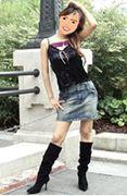 アンジェのファッションチェック