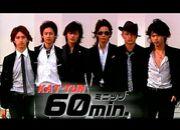 KAT-TUN 60min.
