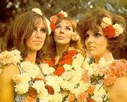 UK girl groups in 60s