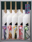 吉野My割箸推進委員会。