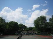 London/ロンドンでテニス