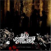 RED JUMP SUIT APPARATUS