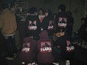 X-LARGE熊本