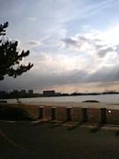 香椎浜の景色が好き