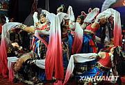 躍進する人民チベット