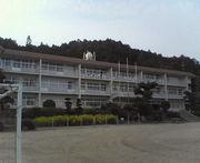 菊川町・岡枝小学校