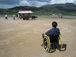車椅子で行く、沖縄本島、離島
