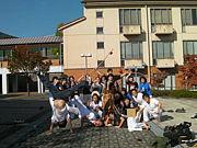 山梨英和大学capoeiraサークル