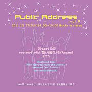 Public Address