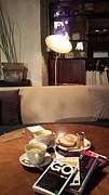 高松近郊カフェで黙々と読書の会
