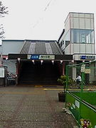 小田急「桜ヶ丘駅」