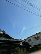 地震雲、予知夢etc・・地震予測