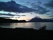 フィッシング in 支笏湖