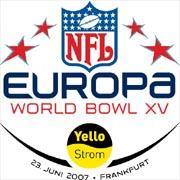 NFL EUROPA (NFL Europe League)