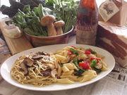 """おうちでシェフ味""""イタリア料理"""