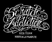 RED BOX×SCRATCH ADDICTION