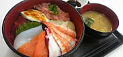 海鮮丼 Vinegar